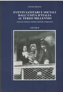 Eventi Sanitari e Sociali dall'Unità d'Italia alò terzo millennio