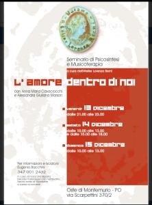 LOCANDINA -L'AMORE DENTRO DI NOI-