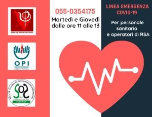 linea telefonica per personale sanitario (002)